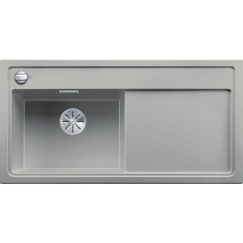 Мойка кухонная Blanco Zenar XL 6S жемчужная, левая