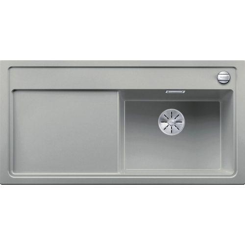 Мойка кухонная Blanco Zenar XL 6S жемчужная, правая