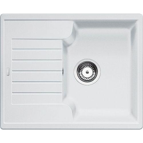 Мойка кухонная Blanco Zia 40 S белый