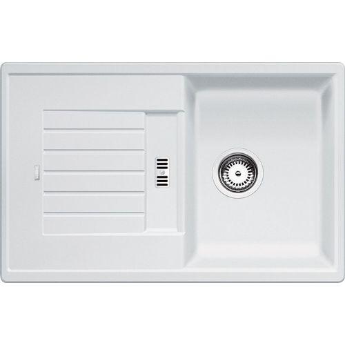 Мойка кухонная Blanco Zia 45 S белый