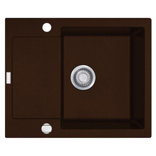 Мойка кухонная Franke Maris MRG 611С шоколад