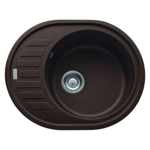 Мойка кухонная Franke Ronda ROG 611С шоколад