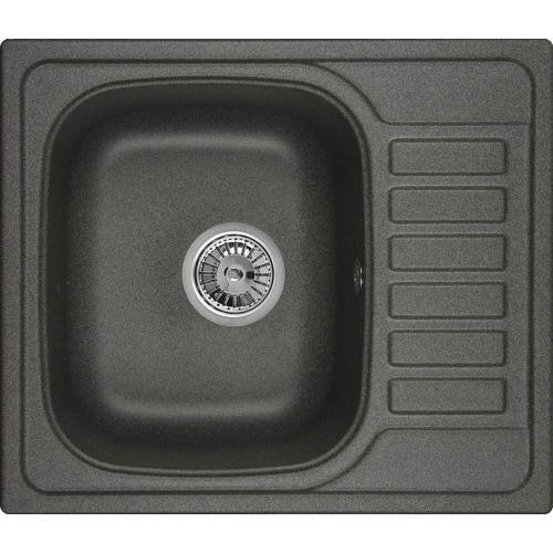 Мойка кухонная Granula GR-5801 графит