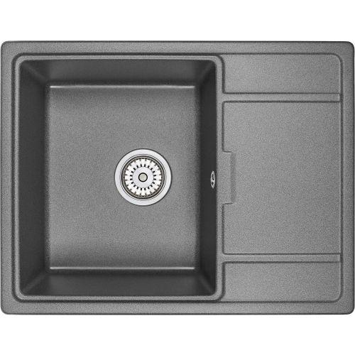Мойка кухонная Granula GR-6503 черный