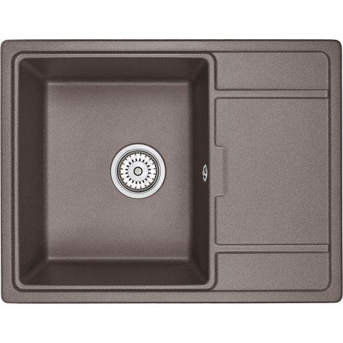 Мойка кухонная Granula GR-7804 эспрессо