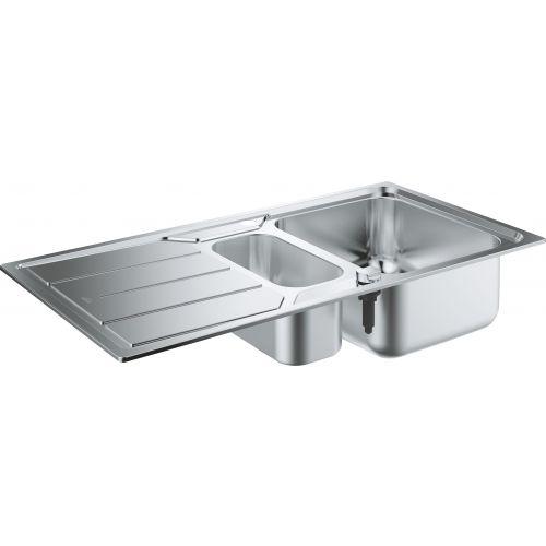Мойка кухонная Grohe K500 31572SD0