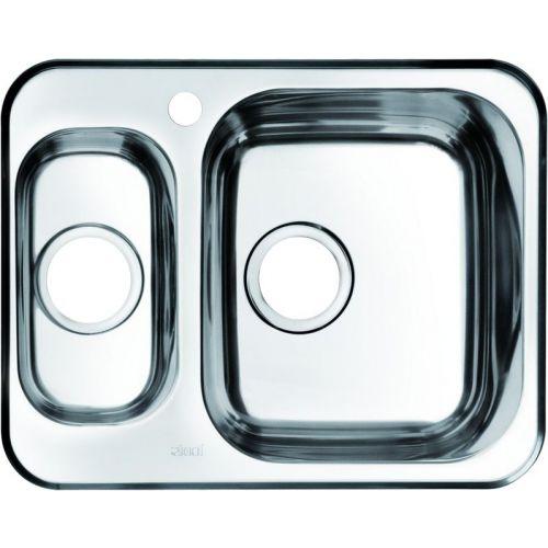 Мойка кухонная Iddis Strit STR60SZi77