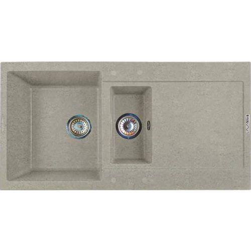 Мойка кухонная Lava D5 scandic (серый)