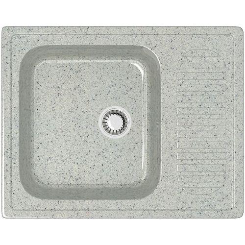 Мойка кухонная Marrbaxx Арлин Z015Q010 светло-серый