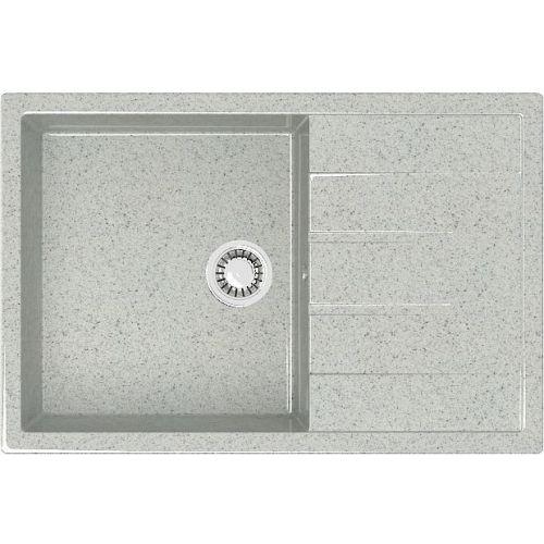 Мойка кухонная Marrbaxx Джоли Z161Q010 светло-серый