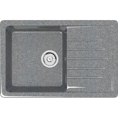 Мойка кухонная Marrbaxx Энди Z016Q008 тёмно-серый