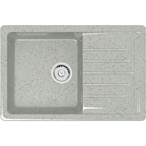 Мойка кухонная Marrbaxx Энди Z016Q010 светло-серый