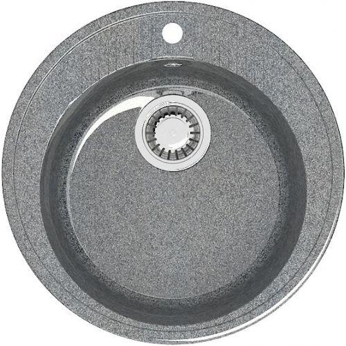 Мойка кухонная Marrbaxx Лексия Z006Q008 тёмно-серый
