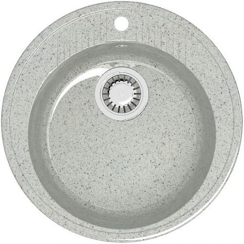 Мойка кухонная Marrbaxx Лексия Z006Q010 светло-серый