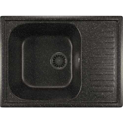 Мойка кухонная Mixline ML-GM18 черный