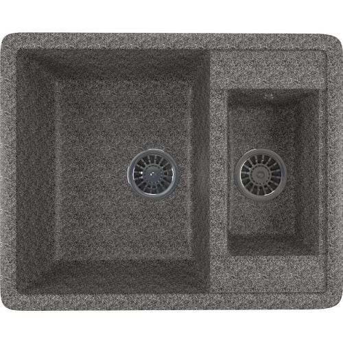 Мойка кухонная Mixline ML-GM21 темно-серый