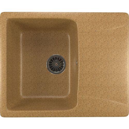 Мойка кухонная Mixline ML-GM26 песочный