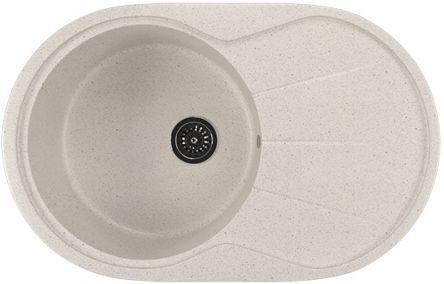Мойка кухонная Mixline ML-GM29 (331) белая