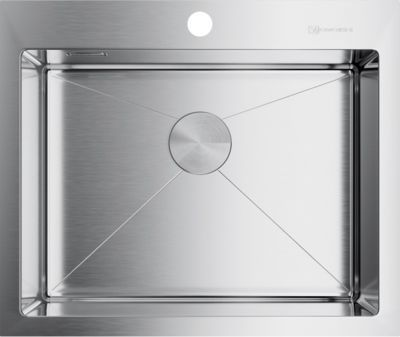 Мойка кухонная Omoikiri Akisame 59-IN нержавеющая сталь