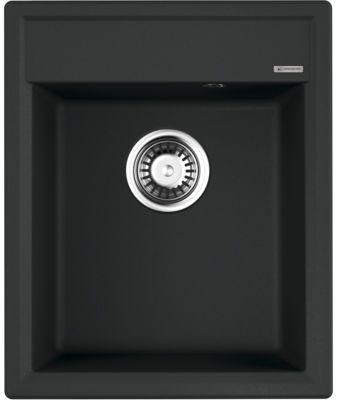 Мойка кухонная Omoikiri Daisen 42-BL черная