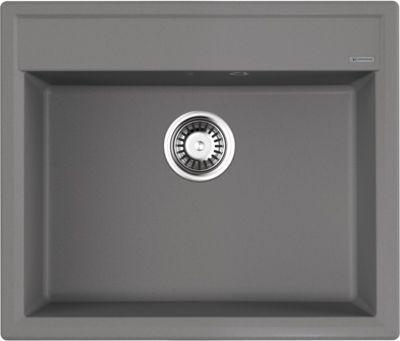 Мойка кухонная Omoikiri Daisen 60-GR leningrad grey