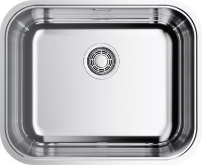 Мойка кухонная Omoikiri Omi 54-U/IF-IN нержавеющая сталь
