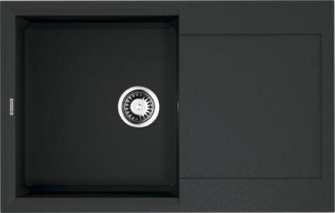 Мойка кухонная Omoikiri Sakaime 78-BL черная