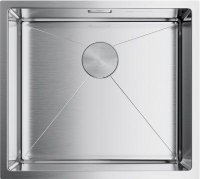 Мойка кухонная Omoikiri Taki 49-U/IF-IN нержавеющая сталь