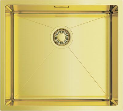 Мойка кухонная Omoikiri Taki 49-U/IF-LG светлое золото