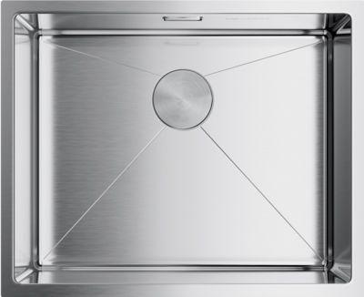 Мойка кухонная Omoikiri Taki 54-U/IF-IN нержавеющая сталь