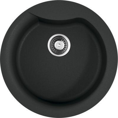 Мойка кухонная Omoikiri Yasugata 48R-BL черная