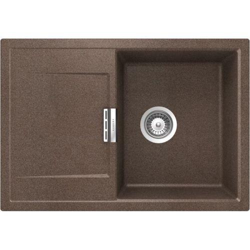 Мойка кухонная Schock Eton 45D бронза