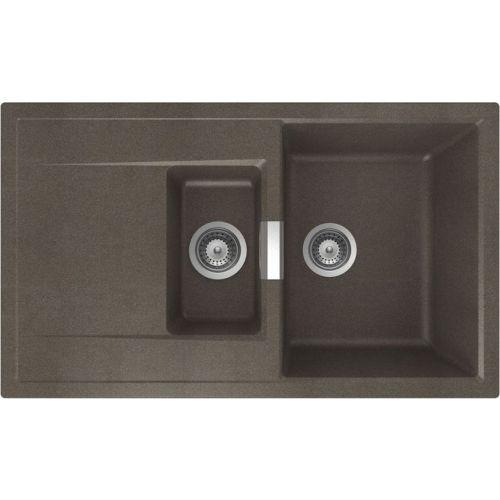 Мойка кухонная Schock Eton 60D бронза