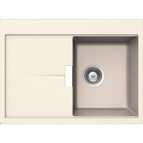 Мойка кухонная Schock Horizont 40D Small (D-100S) магнолия