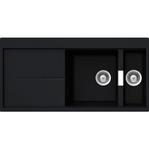 Мойка кухонная Schock Horizont 60D (D-150) магма, интегрированная