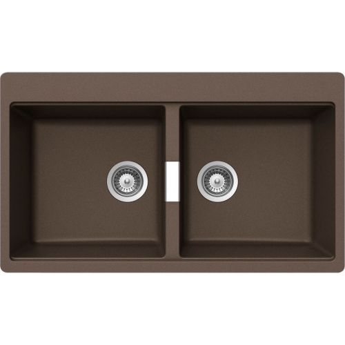 Мойка кухонная Schock Horizont 90 (N-200) бронза