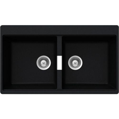 Мойка кухонная Schock Horizont 90 (N-200) магма, интегрированная