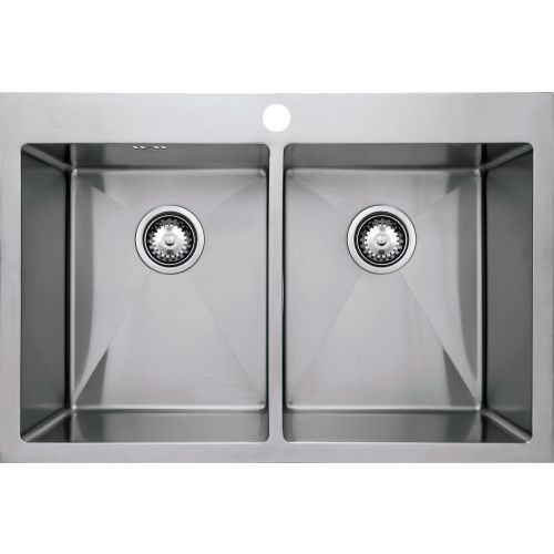 Мойка кухонная Seaman Eco Marino SMB-7651DS