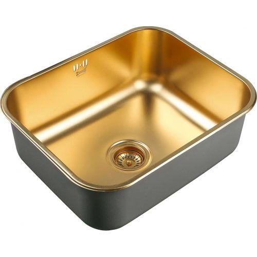 Мойка кухонная Zorg Inox Pvd SZR-5343 bronze