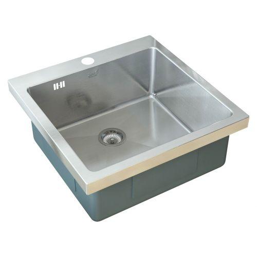 Мойка кухонная Zorg Inox RX HR-5151HR