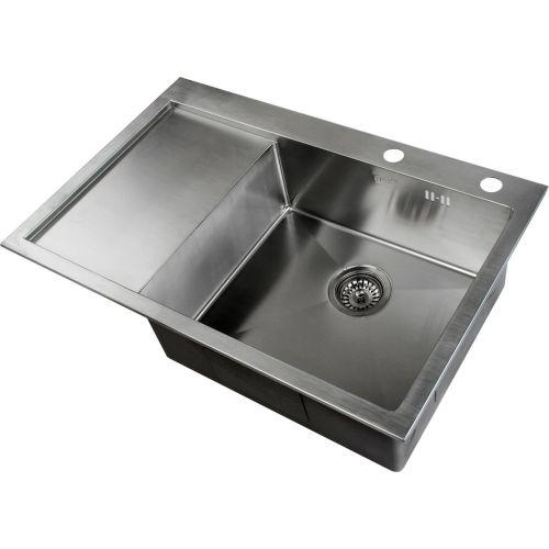 Мойка кухонная Zorg Inox RX RX-7851-R
