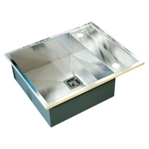 Мойка кухонная Zorg Inox X X-6250
