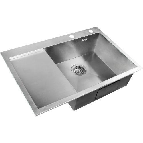 Мойка кухонная Zorg Inox X X-7851-R