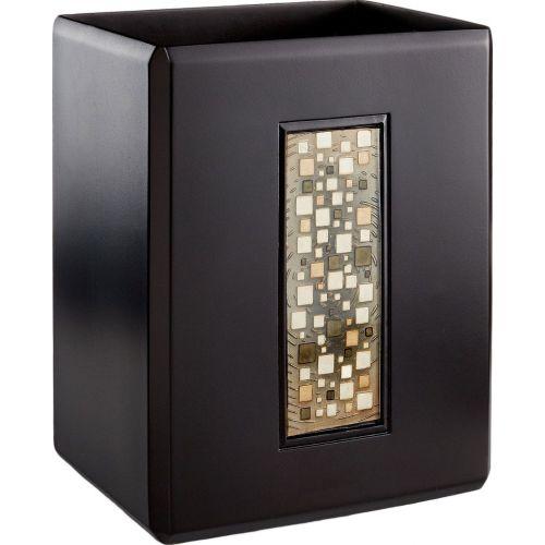 Мусорное ведро Croscill Mosaic 6A0-005O0-1313/231 коричневое, 5 л