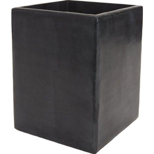 Мусорное ведро Kassatex Noir ANO-WB-BK темно-серое, 5 л