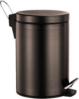 Мусорное ведро Wasserkraft K-655 5 л, крышка с микролифтом