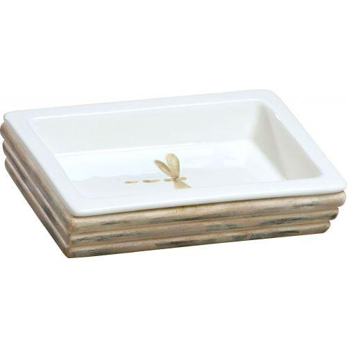 Мыльница Creative Bath Dragonfly DGF56NAT