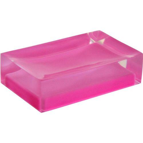 Мыльница Ridder Colours 22280302 розовая