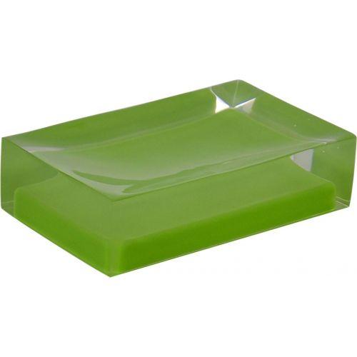 Мыльница Ridder Colours 22280305 зеленая