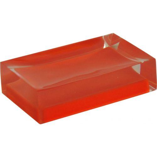 Мыльница Ridder Colours 22280314 оранжевая